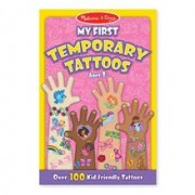 Set De Tatuaje Temporare Fetite Melissa And Doug