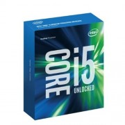 CPU Intel Core i5-6600K BOX (3,50GHz, LGA1151, 6MB, HD Graphics 530)
