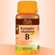 VitaHarmony My Country - Komplet vitaminu B soft, 120 tablet