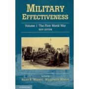 Military Effectiveness 3 Volume Set by Allan Millett