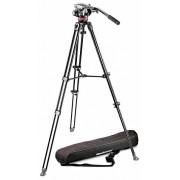 Manfrotto MVK502AM-1 KIT TWIN sistem video cu telescop