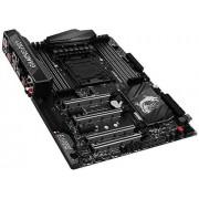 MSI X99A Gaming Pro Carbon - Scheda Madre QuadDDR4-2133, SATA3, SATAe, USB 3.1, ATX, Nero