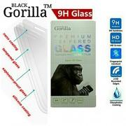 Black GorillaTM 100% Premium Tempered Glass Screen Protector for Lenovo S850