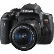 Aparat foto digital Canon EOS 750D + EF-S 18-55mm IS STM Lens : 24.2 MPx, LCD 3, 5 fps, Wi-Fi, Full HD