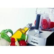 Magimix Le Micro 12245 Robot kuchenny, szatkownica, 300 W, wytrzymałe ostrza, tryb pulsacyjny