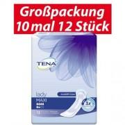SCA Hygiene Products Vertriebs GmbH Vertrieb Personal Care TENA LADY maxi Einlagen 10X12 St