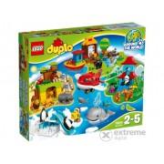 LEGO® DUPLO® In Jurul Lumi 10805