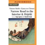 Narrow Road to the Interior & Hojoki by Matsuo Basho