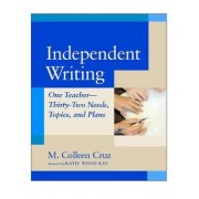 Independent Writing by M Colleen Cruz