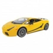 "AMPERSAND SHOPS Fast RC 1"" 1:14 Yellow Lamborghini Superleggera Hobby Collectors Car"