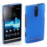 Sony Ericsson Sony Original Carcasa protectora para Xperia S (Azul)