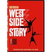 WEST SIDE STORY DVD 1961