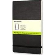 Moleskine Soft Cover Large Plain Reporter Notebook by Moleskine
