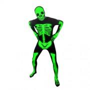 Kostýmy halloween Morf – Glow kostra