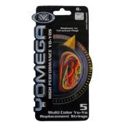 Yomega YoYo Replacement String, Multi Color