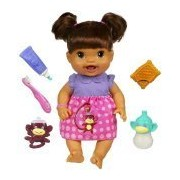 Baby Alive Baby's New Teeth - Brunette (Styles May Vary) by Baby Alive
