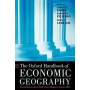 The Oxford Handbook of Economic Geography by Gordon L. Clark