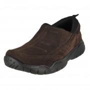 Crocs Swiftwater Leather Moc M utcai cipő