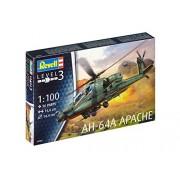 Revell 04985 - Ah 64 a Apache, scala 1: 100