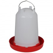 Poultry Drinker with Twist Lock, Volume: 12L
