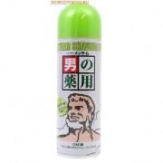 T&Y Освежающая пена для бритья с ментолом, аромат лайма и лимона, 200 гр.