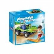 PLAYMOBIL® Family Fun Surfista con quad 6982