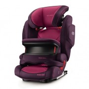 Scaun Auto Copii cu Isofix Monza Nova IS Power Berry
