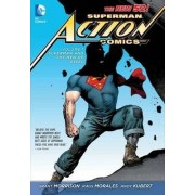 Superman Action Comics: Superman and the Men of Steel (The New 52) Volume 1 by Rags Morales