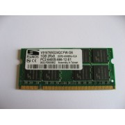 ProMOS - Mémoire - 1 Go - DDR2 - PC2-6400 - SO DIMM 200 broches