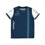 Williams F1 Team Koszulka t-shirt dziecięca Team Williams Martini Racing Hackett 2015