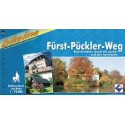 Fietsgids Bikeline Fürst-Pückler-Weg   Esterbauer
