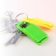 Stojánek na mobil rozkládací na klíče, Barva Zelená
