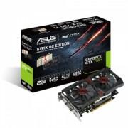 Placa Video Asus nVidia Geforce 750Ti2GB GDDR5 128 bit