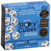 "Hutter 603987 - Story Cubes Actions, Gioco ""Dadi cantastorie"" [importato dalla Germania]"