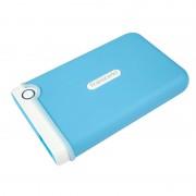 Hard disk extern Transcend StoreJet 25M3 1TB 2.5 inch USB 3.0 Blue