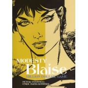 Modesty Blaise: Million Dollar Game by Peter O'Donnell
