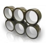 Ragasztószalag Acryl, Havanna barna 48mm x 50 méter, 6 tekercs/csomag