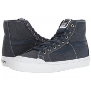 Vans Black Ball Hi SF (Washed) Dress Blues