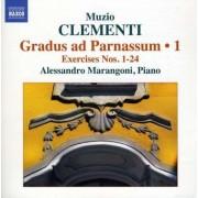 M. Clementi - Gradus Ad Parnassum Vol.1 (0747313232574) (1 CD)