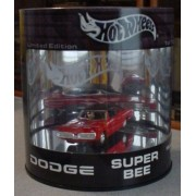 100% Hot Wheels Dodge Super Bee Limited Edition Oil Can by Hot Wheels