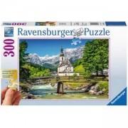 Пъзел 300 части - Рамсау Бавария - Ravensburger, 7013645
