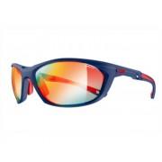 Gafas de sol Race 2.0 Azul Mate / Rojo cristal Zebra Light Fire