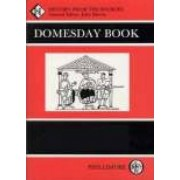 Domesday Book Leicestershire (hardback) by John Morris