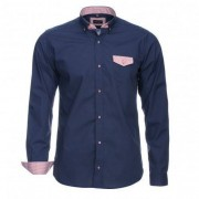 ThomasWaxx Koszula w kolorze atramentowym