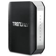 TRENDnet Wireless AC1900 Dual Band Gigabit Router with USB Share Port, TEW-818DRU