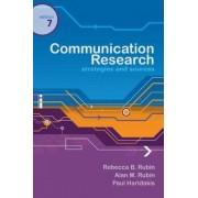 Communication Research by Rebecca B Rubin