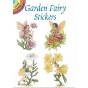 Garden Fairy Stickers by Darcy May