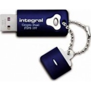 USB Flash Drive Integral Crypto Dual 4GB USB 2.0