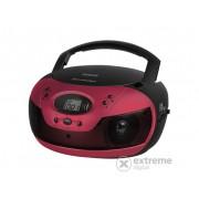 Radio portabil Sencor SPT 229 USB,MP3, roșu