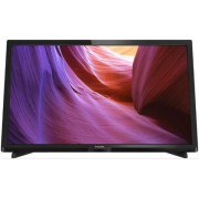 "Televizor LED Philips 61 cm (24"") 24PHH4000/88, HD Ready, Digital Crystal Clear, Perfect Motion Rate 100 Hz"